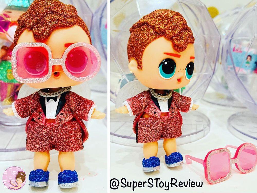MGA Elton John doll