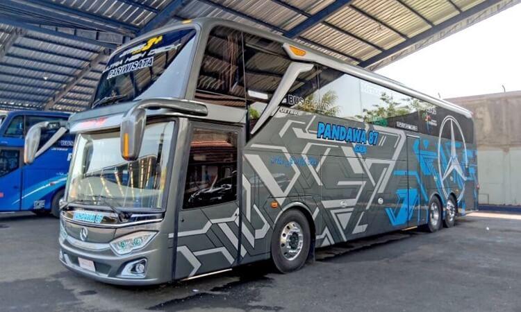 harga dan tarif sewa bus semarang ranggawarsita murah dan terpercaya