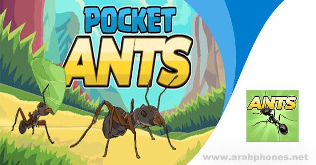 تحميل لعبة Pocket Ants مهكرة آخر إصدار