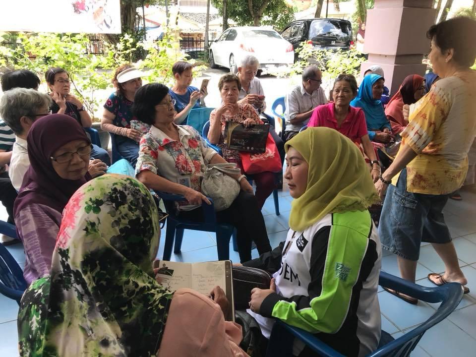 Yayasan Qaseh ZY Phyto - Aktiviti Bersifat Kemasyarakatan