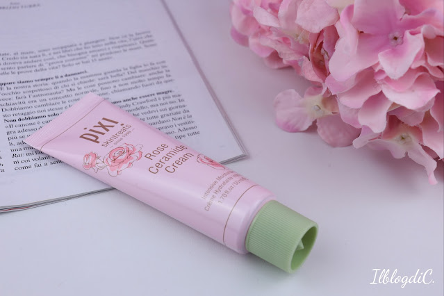 Rose Ceramide Cream Pixi Beauty Review