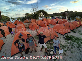 sewa tenda gunungkidul