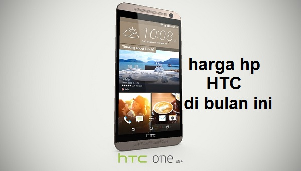 Harga Hp HTC