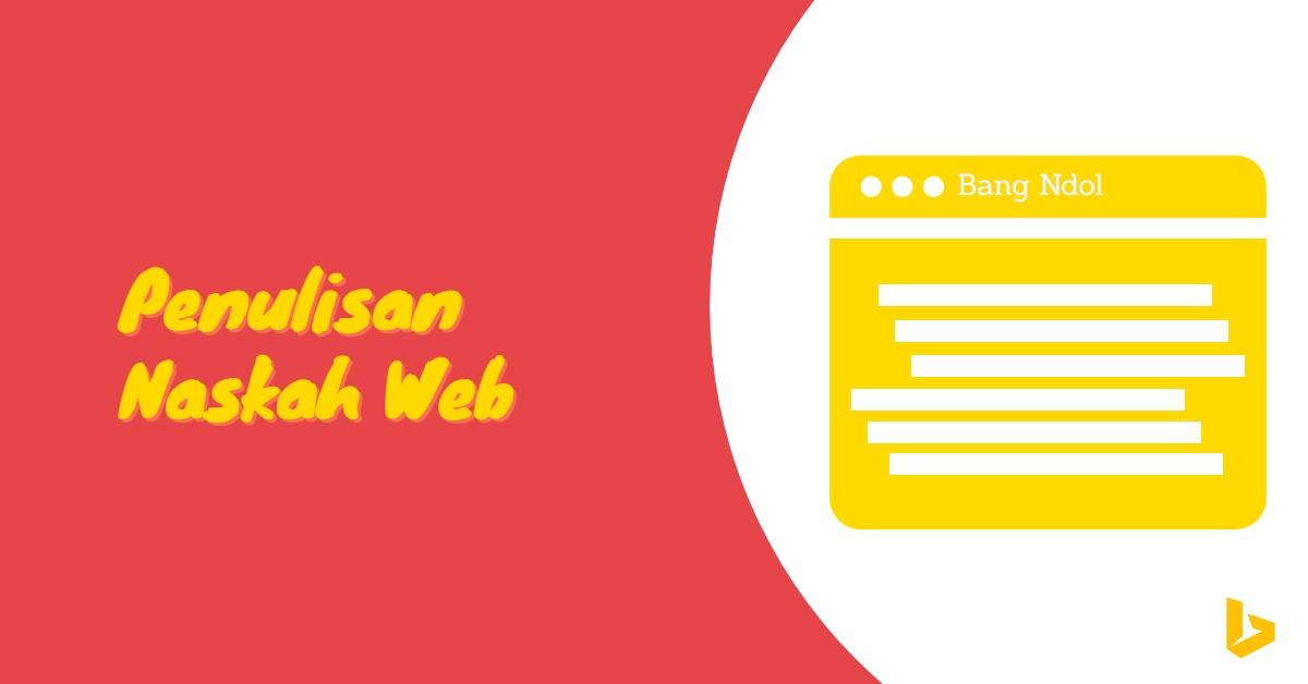 Penulisan Naskah Web - carijejak.com