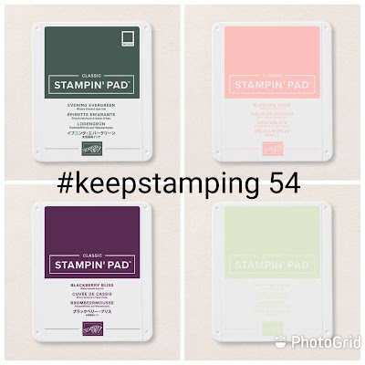 Stampin'Up!®, #keepstamping, diana's cards cats and more, kleurenuitdaging