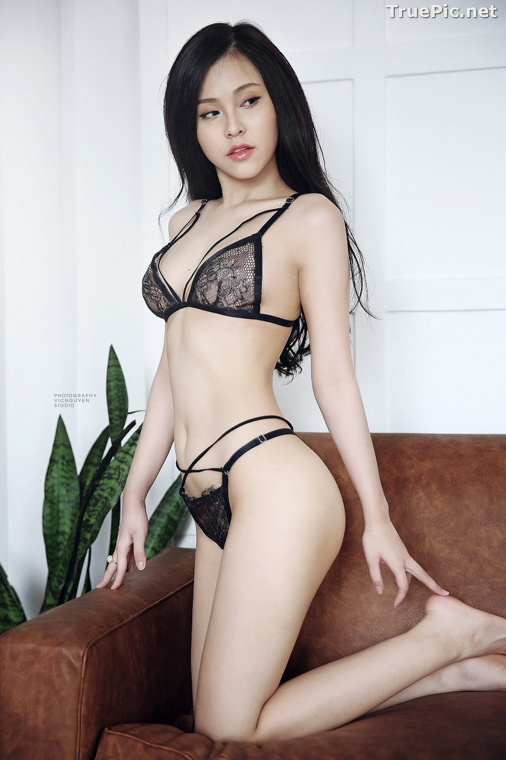 Image Vietnamese Sexy Model - Le Thien An - My Lingerie Collection - TruePic.net - Picture-4