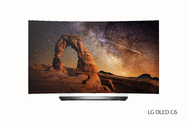LG OLED C6