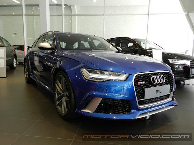 Audi RS6 Avant 4.0 V8 Turbo: a SW mais rápida do mundo - informações e preço