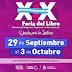 Del 29 de septiembre al 3 de octubre, Formosa vivirá una edición de la Feria del Libro