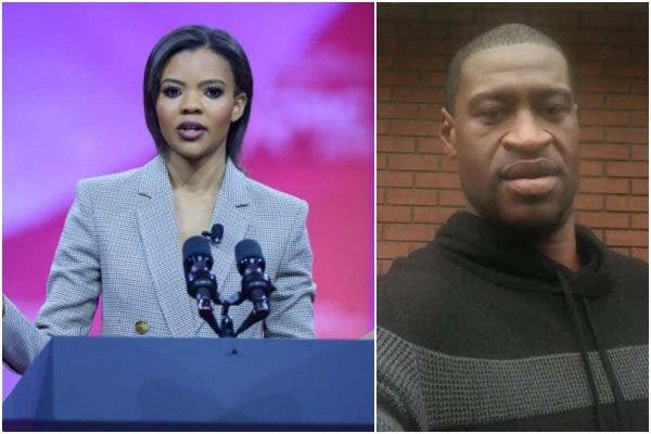 George floyd is not  legend - Candace owens fires #Justiceforgeorgefloyd #Arewapublisize