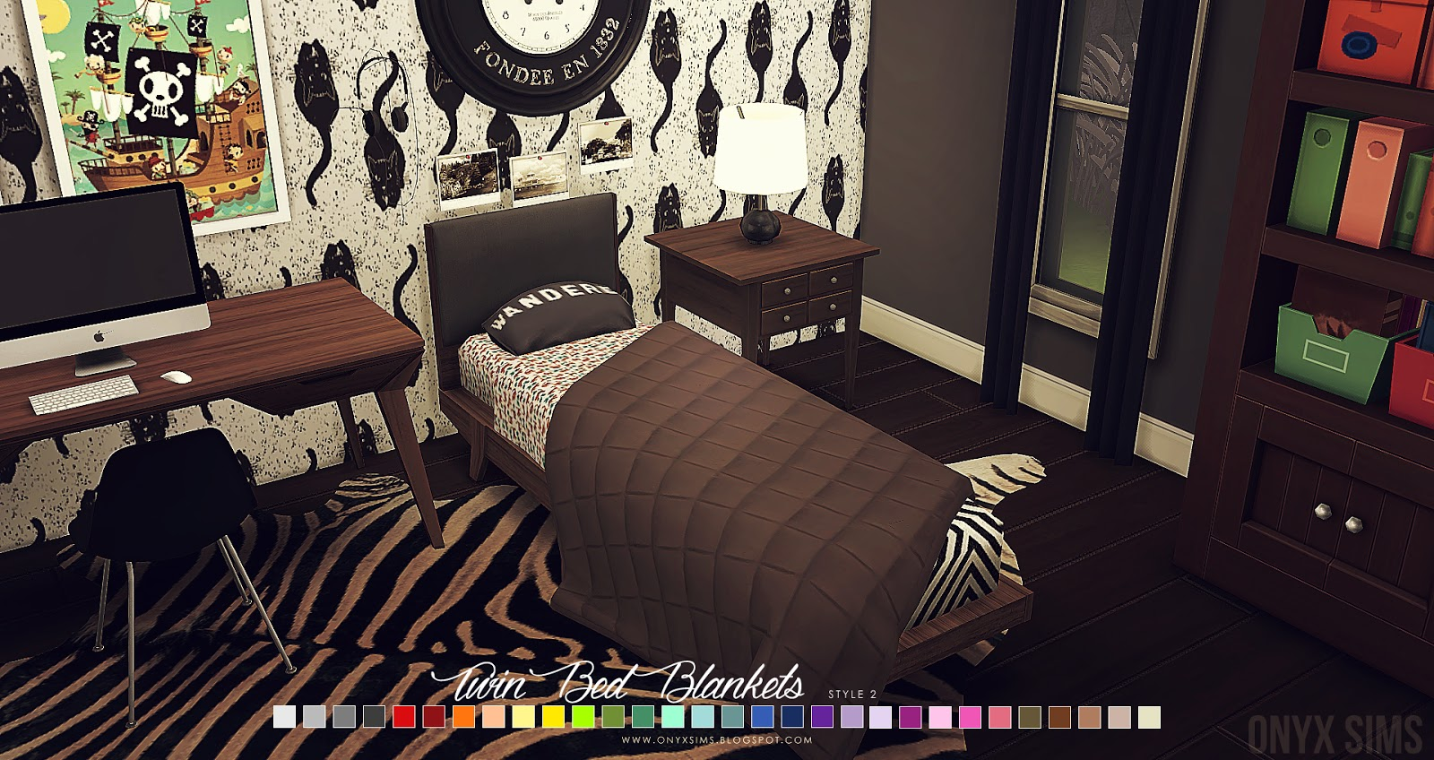 my sims 4 blog twin size boy bedding twin blankets by