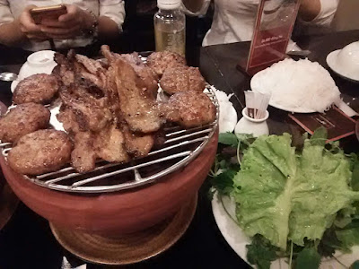 Nem(春巻き)で有名なベトナム料理店 Quán Nem