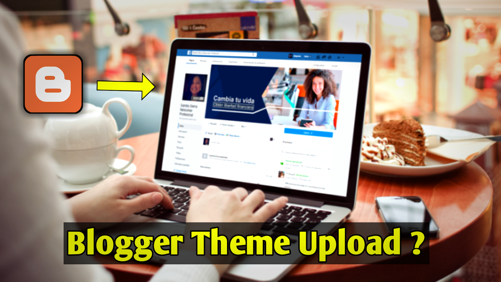 How to upload blogger template