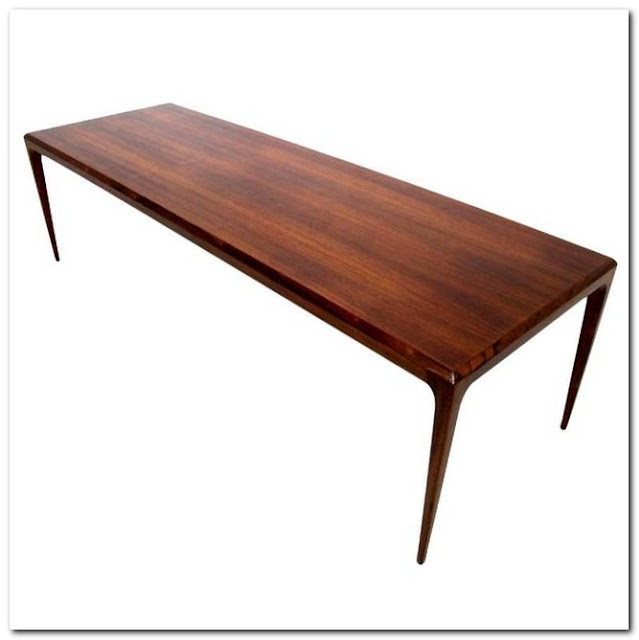 Long Skinny Coffee Table