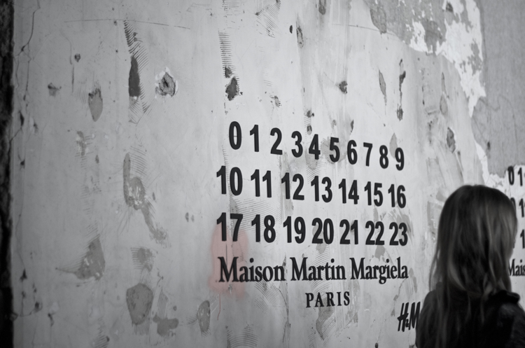 Maison Marketing Margiela