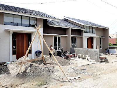 Jual rumah desain mewah berkualitas, ready dan siap huni, Cluster Eka Sari, Jl. Eka Sari Eka Rasmi Medan Johor