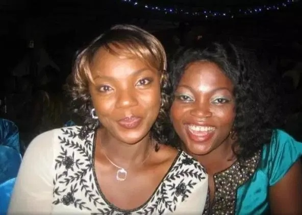 Money Good o! Check Out These Hilarious Throwback Photos Of Funke Akindele