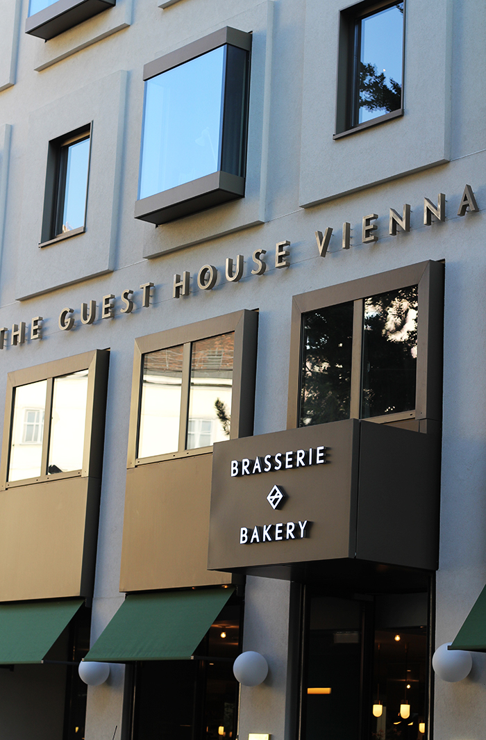 Hotel Guest House Fashion And Style: Vienna / The Guest House Hotel