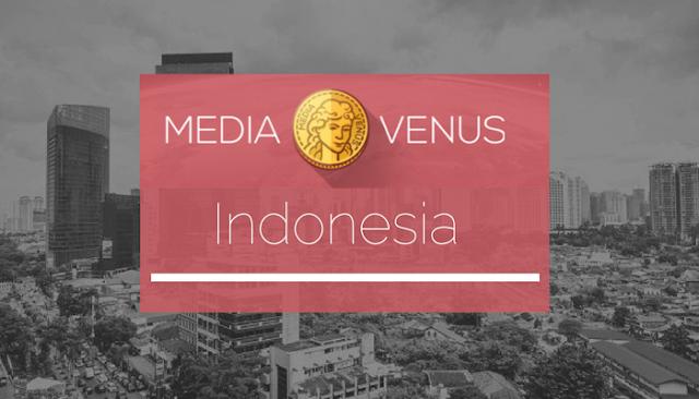 Mediavenus Luncurkan Versi Indonesia Dengan Laba Lebih