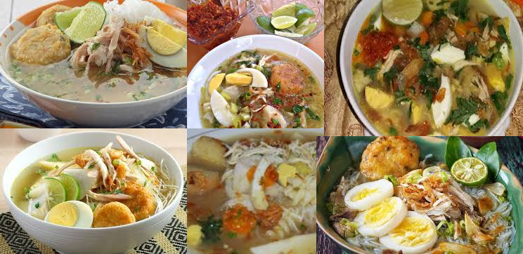 Resep Soto Banjar Asli Favorit Nusantara