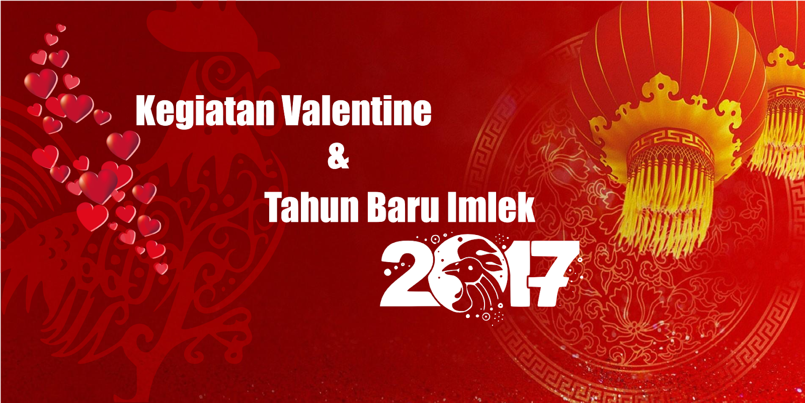 Perayaan Imlek dan Valentine SMP Kristen Kalam Kudus