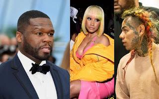 50 Cent Warned Tekashi 6ix9ine & DJ SpinKing Of Nicki Minaj