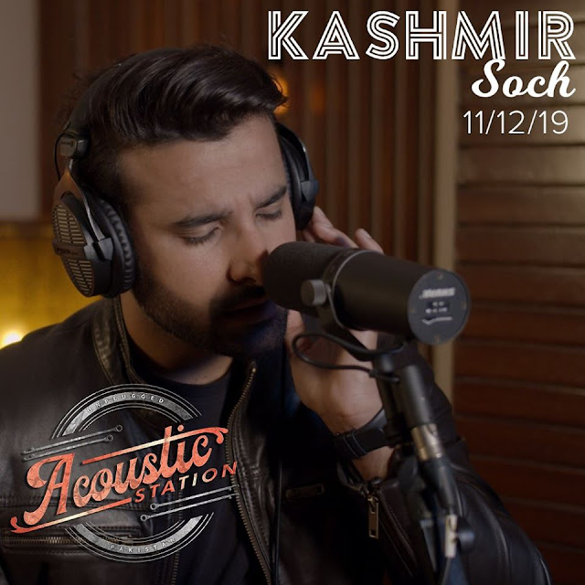 Acoustic Station kicks off with Soch by Kashmir the Band.