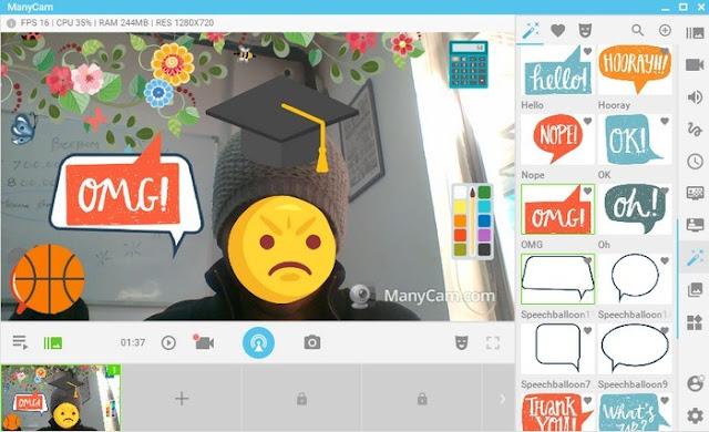 Aplikasi Fake Webcam Untuk Ome TV