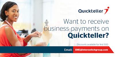Easy Steps On how to Register, Get Tokken, send money, paybills, & subscriptions Using www.quickteller.com