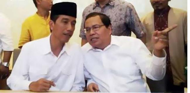 Arus Bawah Dorong Jokowi Dan RR Islah, Pengamat: Dengan Virus Aja Berdamai, Apalagi Dengan Sesama Manusia