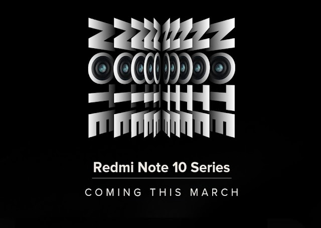 Xiaomi Announced Launch Month For Redmi Note 10 Series