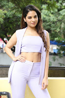 Tanya Hope in Crop top and Trousers Beautiful Pics at her Interview 13 7 2017 ~  Exclusive Celebrities Galleries 053.JPG