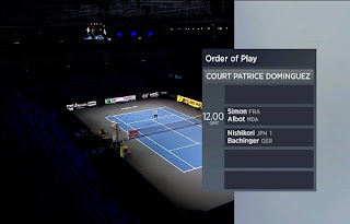 ATP Moselle Open Biss Key Eutelsat 7A/7B 22 September 2018
