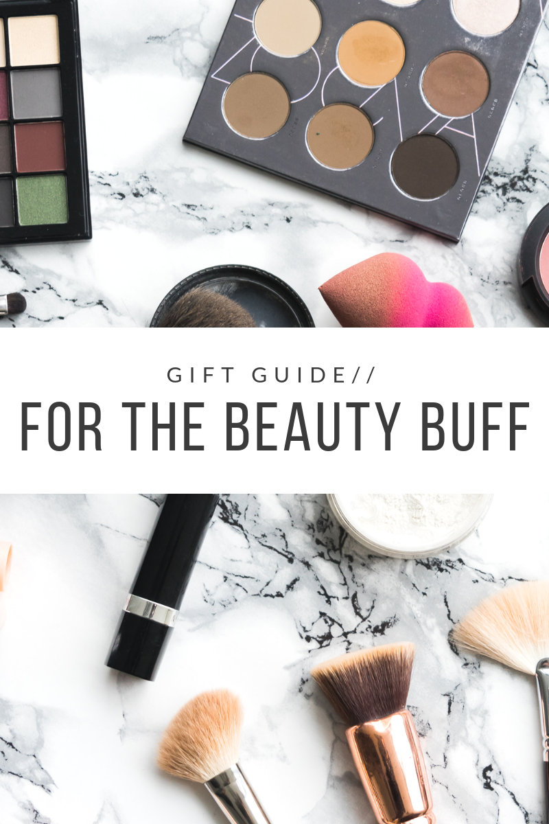 gift ideas for beauty lovers