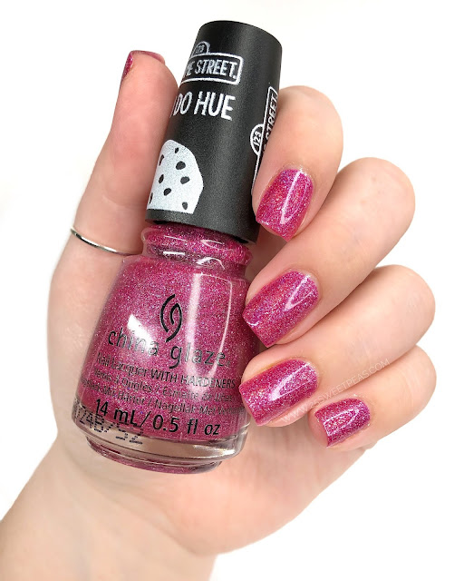 China Glaze Monsterpiece 25 Sweetpeas