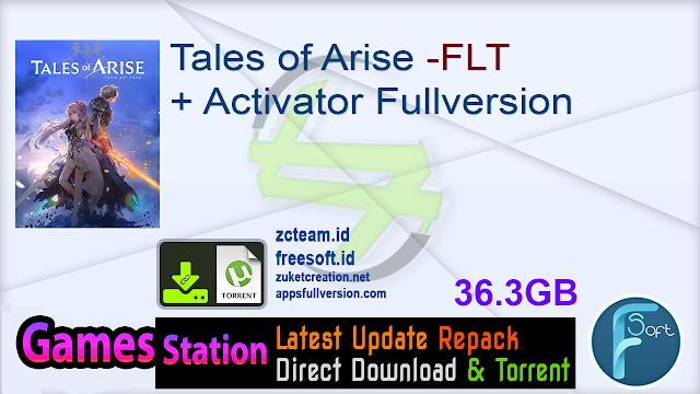 Tales of Arise -FLT + Activator Fullversion