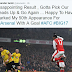 Alex Iwobi describes Arsenal loss to Watford 'disappointing' as he marks his 50th appearance with a goal