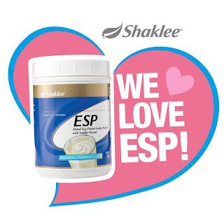Testimoni ESP Shaklee : Parut Makin Pudar Dan Kulit Cantik Berseri