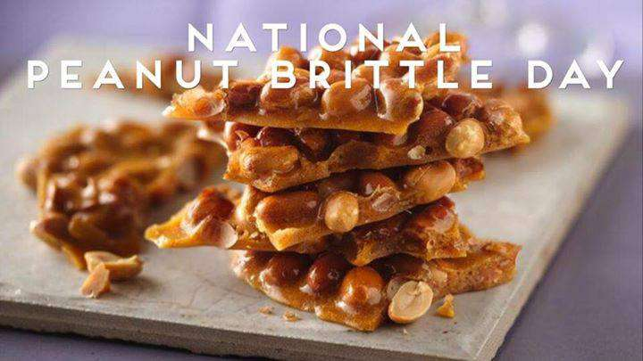 National Peanut Brittle Day Wishes For Facebook