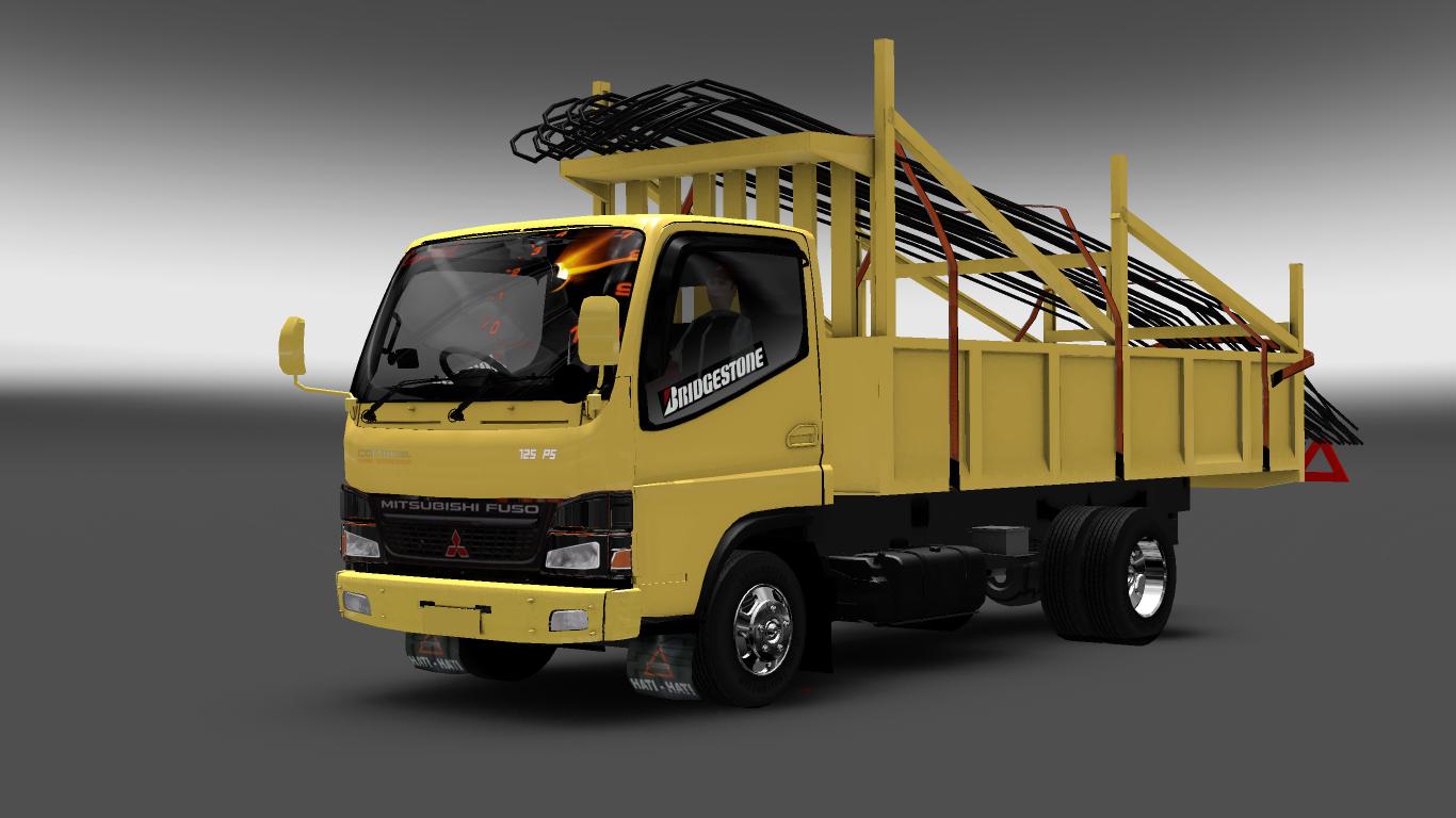 460 Koleksi Mod Mobil Canter Gratis Terbaru