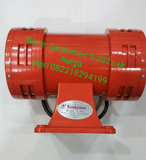 Motor Sirine Sankomec S 283 Radius : 200m