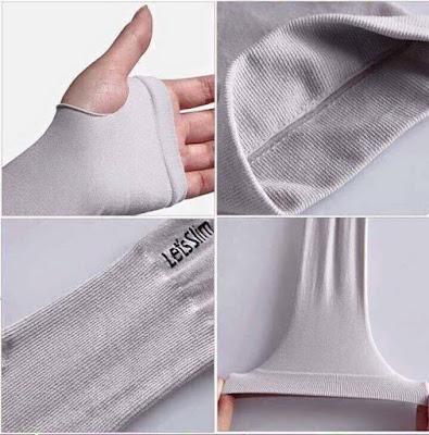 Găng tay chống nắng xỏ ngón tại hà nội