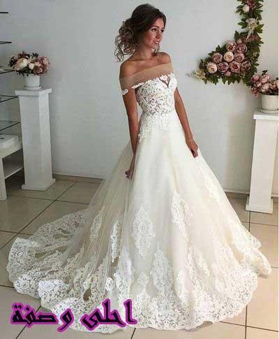 تشكيلة موديلات صور فساتين اعراس ، اجمل صور مميزة لفساتين اعراس 2020