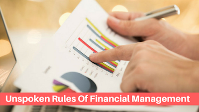 Unspoken Rules Of Financial Management