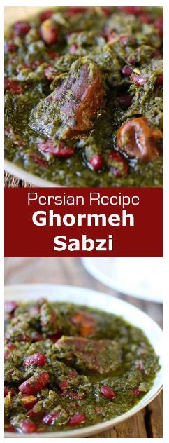Ghormeh Sabzi