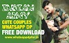 [Selected 209+] Indian Army Couple Images Download | Indian Army Couple Dp