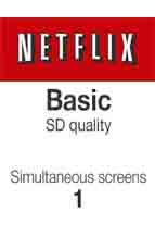 Paket Berlangganan Basic Netflix