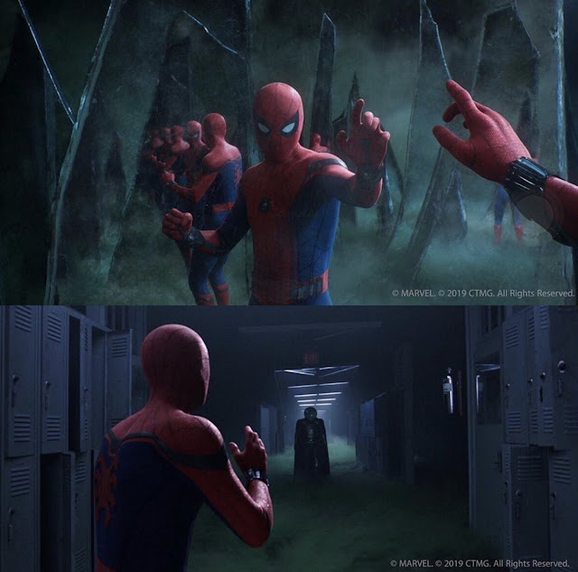 spiderman far from home