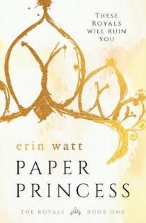 Reseña: Paper Princess - Erin Watt
