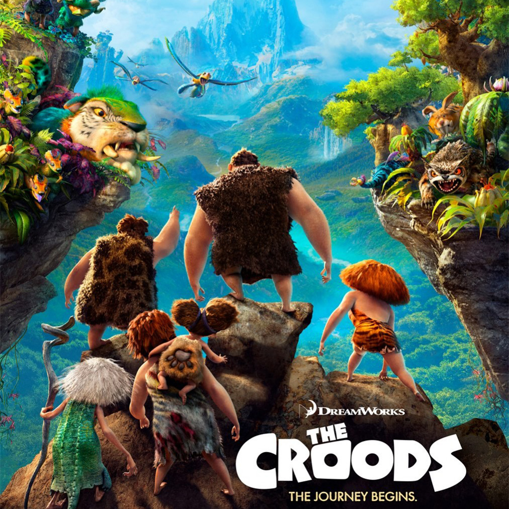 The Croods 2 Movie: The Croods Movie IPad Wallpaper